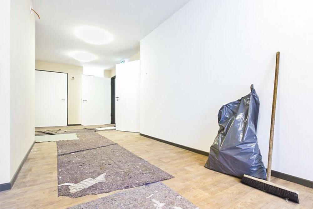Bauendreinigung - Adolf Gantner Gebäudereingigung Wailblingen